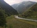 Грузия. Дорога в Шатили