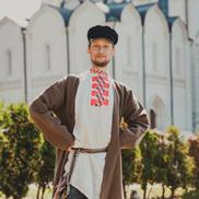 Егоров Виталий - кузнец, реконструктор, скоморох