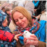Ирина Исаева- педагог детских студий