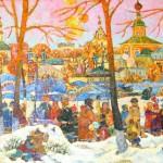 Дмитрий Холин - Масленица во Владимире